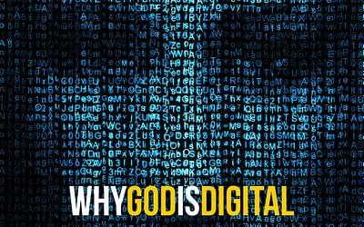 Why God is digital
